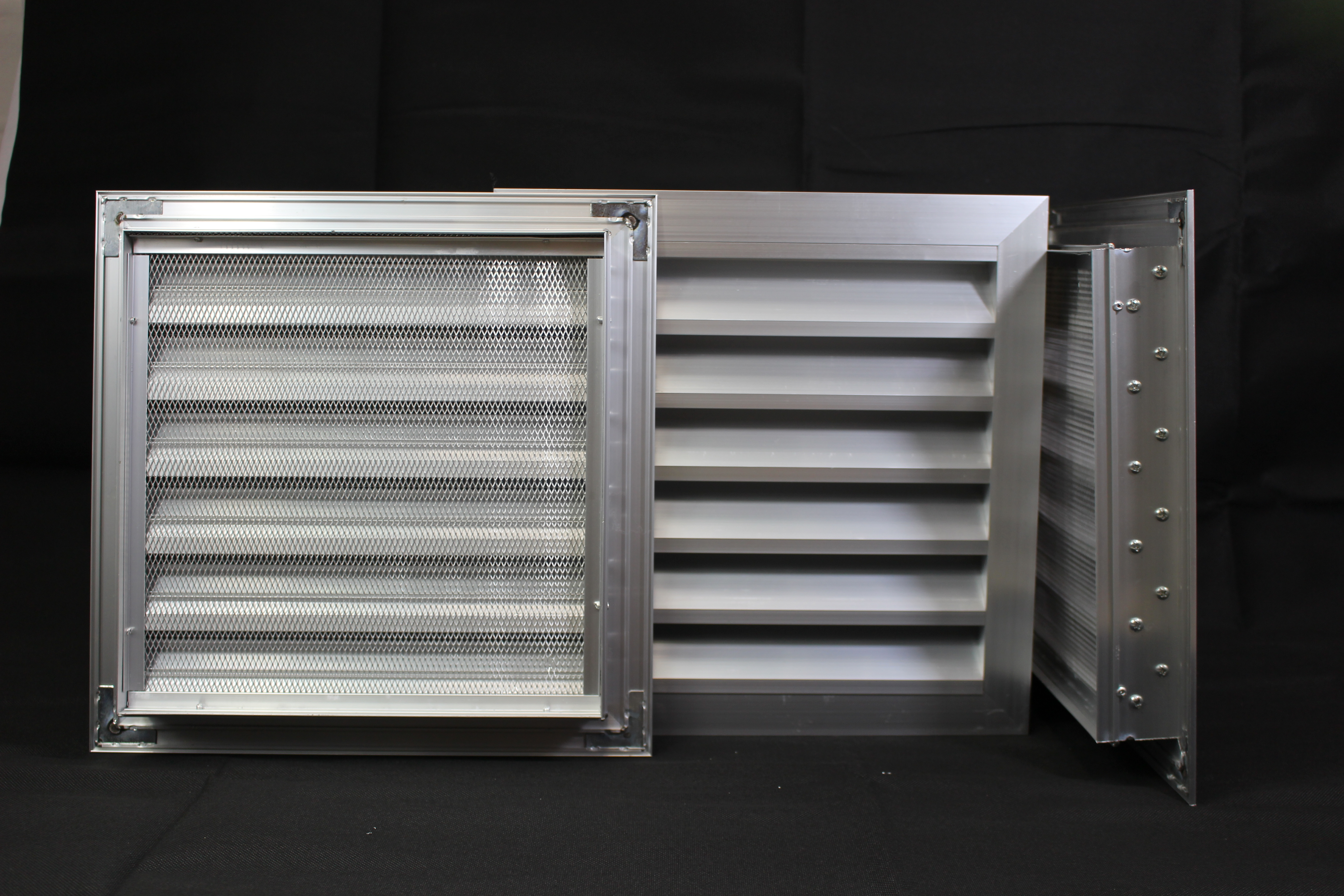 Weather Louvers Vent Direct